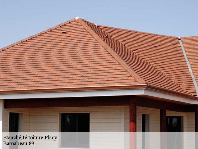 Entreprise d'étanchéité toiture à Flacy tel: 03.52.63.26.21