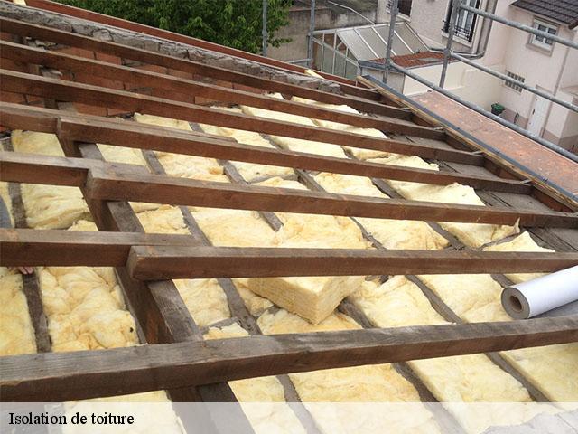 Entreprise d'isolation de toiture Annay La Cote tel: 03.52.63.26.21